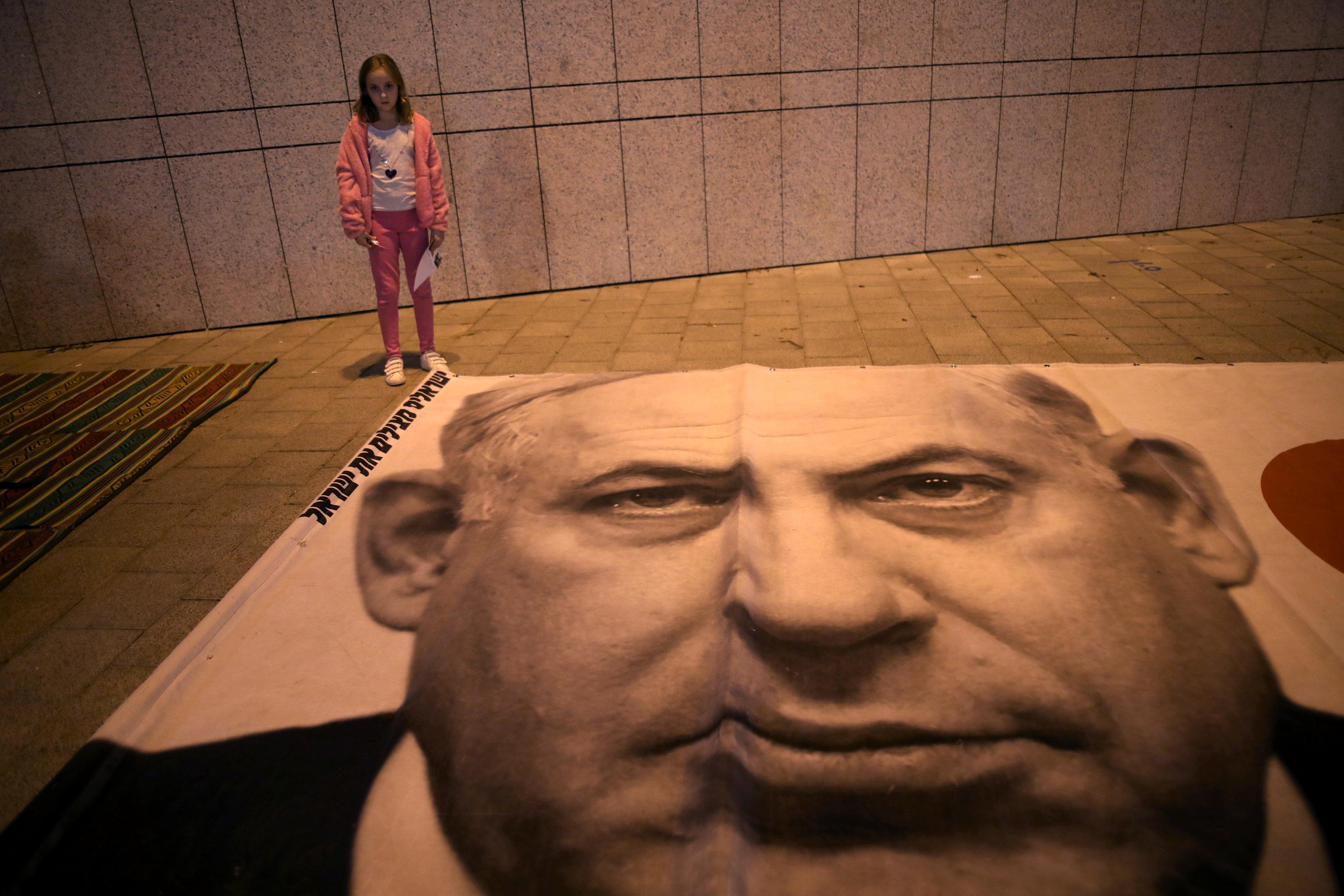 مظاهرات فى تل أبيب ضد غلاء المعيشة (7)