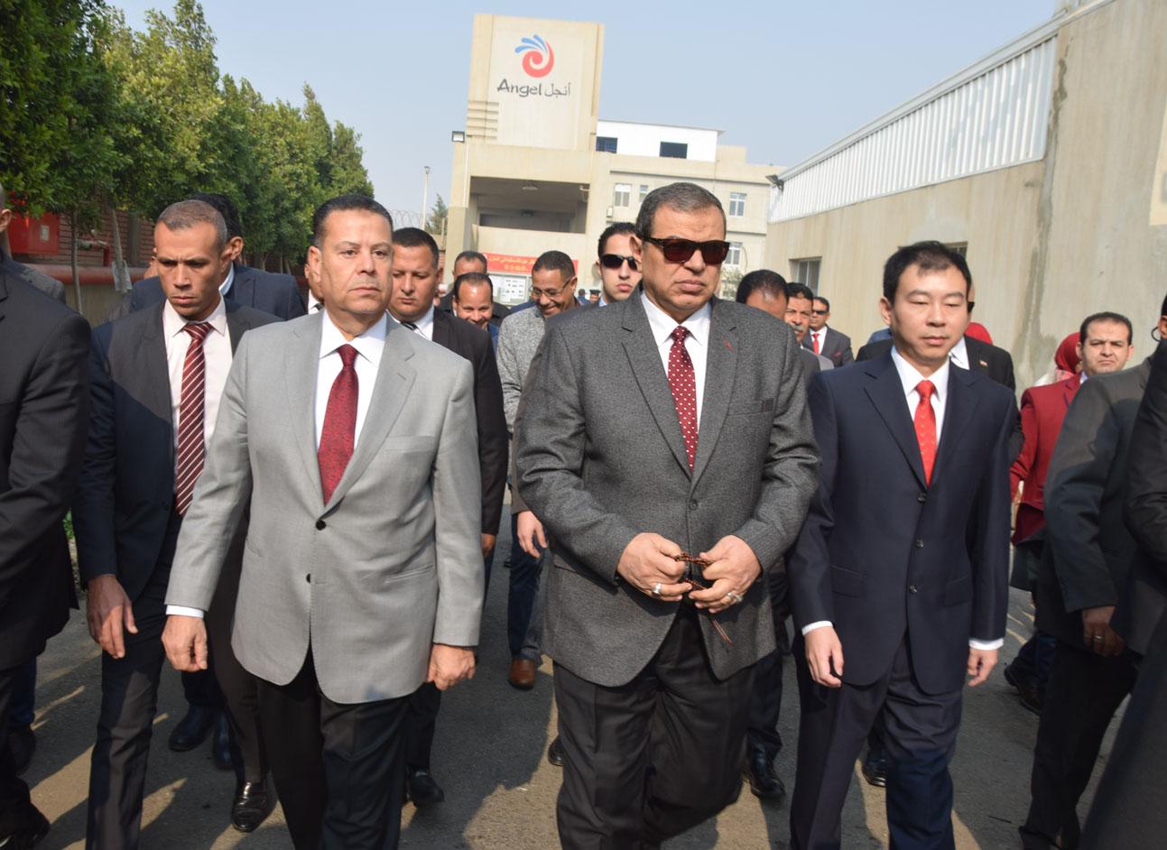 وزير القوى العاملة (3)