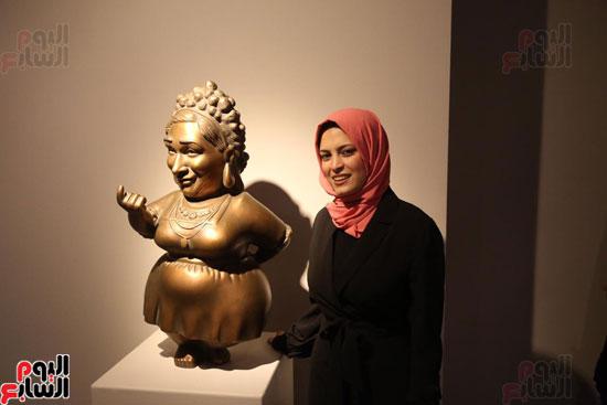 معرض تياترو للفنانة مى عبد الله (12)