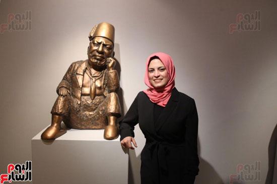 معرض تياترو للفنانة مى عبد الله (7)