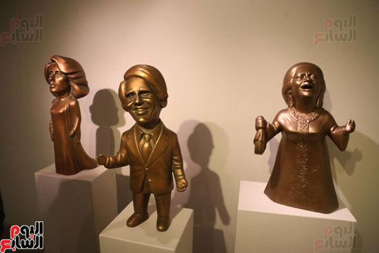 معرض تياترو للفنانة مى عبد الله (14)