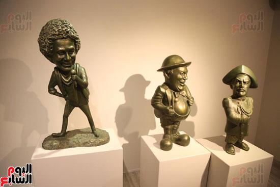 معرض تياترو للفنانة مى عبد الله (15)