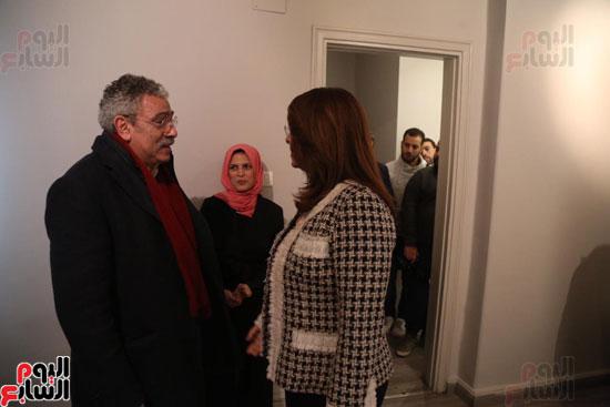 معرض تياترو للفنانة مى عبد الله (2)