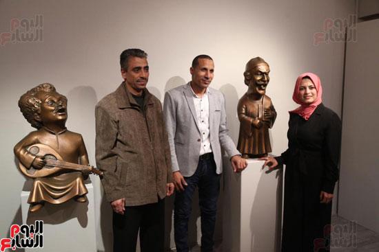 معرض تياترو للفنانة مى عبد الله (13)