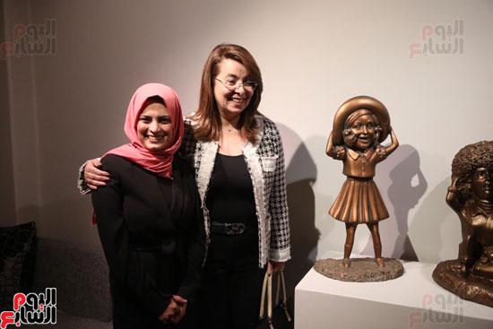 معرض تياترو للفنانة مى عبد الله (6)