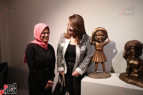 معرض تياترو للفنانة مى عبد الله (8)