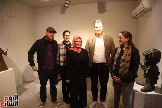 معرض تياترو للفنانة مى عبد الله (9)