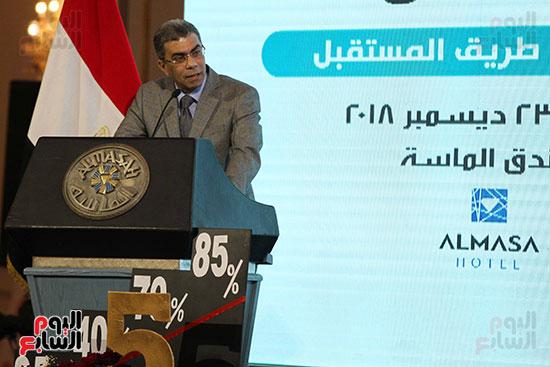 مؤتمر أخبار اليوم الاقتصادي الخامس جلسة الاستثمار فى سيناء (5)