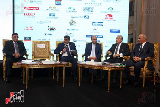 مؤتمر أخبار اليوم الاقتصادي الخامس جلسة الاستثمار فى سيناء (2)