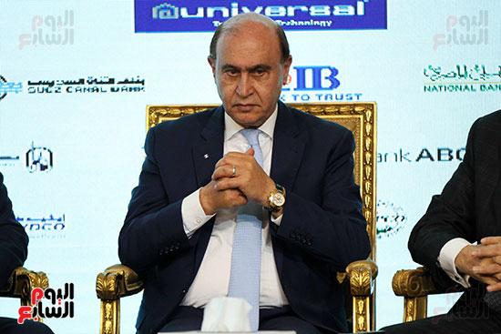 مؤتمر أخبار اليوم الاقتصادي الخامس جلسة الاستثمار فى سيناء (10)