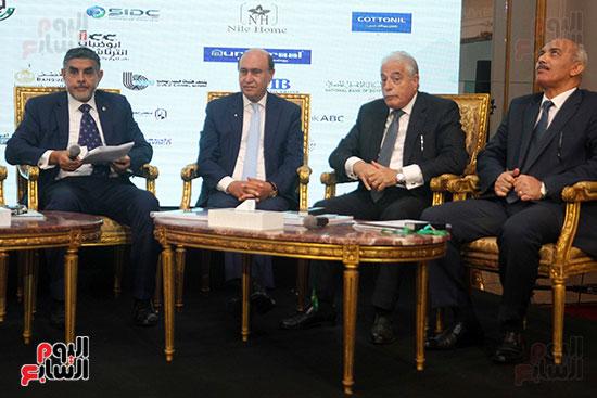 مؤتمر أخبار اليوم الاقتصادي الخامس جلسة الاستثمار فى سيناء (1)