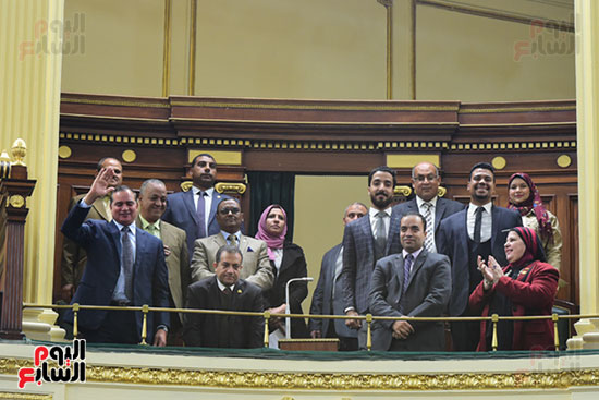 الجلسة العامة ، مجلس النواب (25)
