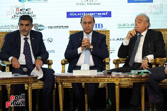 مؤتمر أخبار اليوم الاقتصادي الخامس جلسة الاستثمار فى سيناء (8)