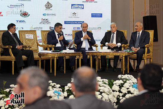 مؤتمر أخبار اليوم الاقتصادي الخامس جلسة الاستثمار فى سيناء (12)