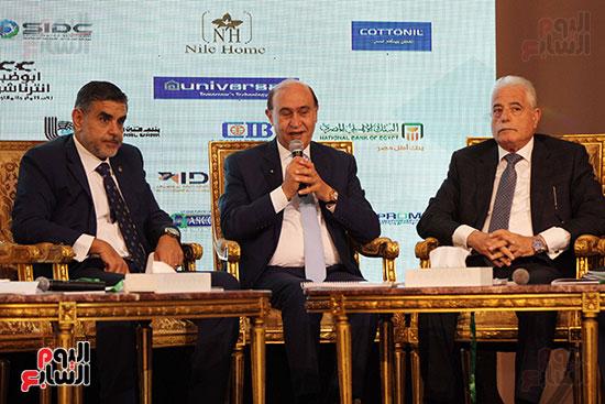 مؤتمر أخبار اليوم الاقتصادي الخامس جلسة الاستثمار فى سيناء (13)