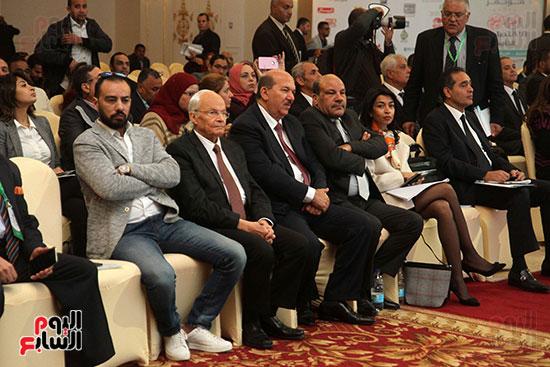 مؤتمر أخبار اليوم الاقتصادي الخامس جلسة الاستثمار فى سيناء (3)