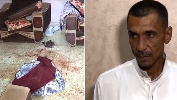 المته بذبح زوجته وأبنائه بالشروق