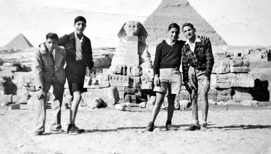 يهود مصر