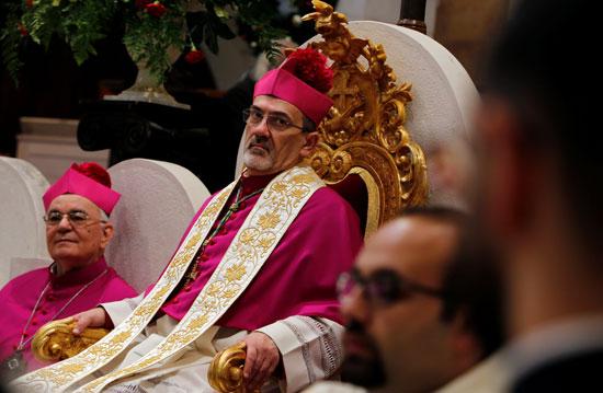 صور حشود المسيحيين فى بيت لحم (12)