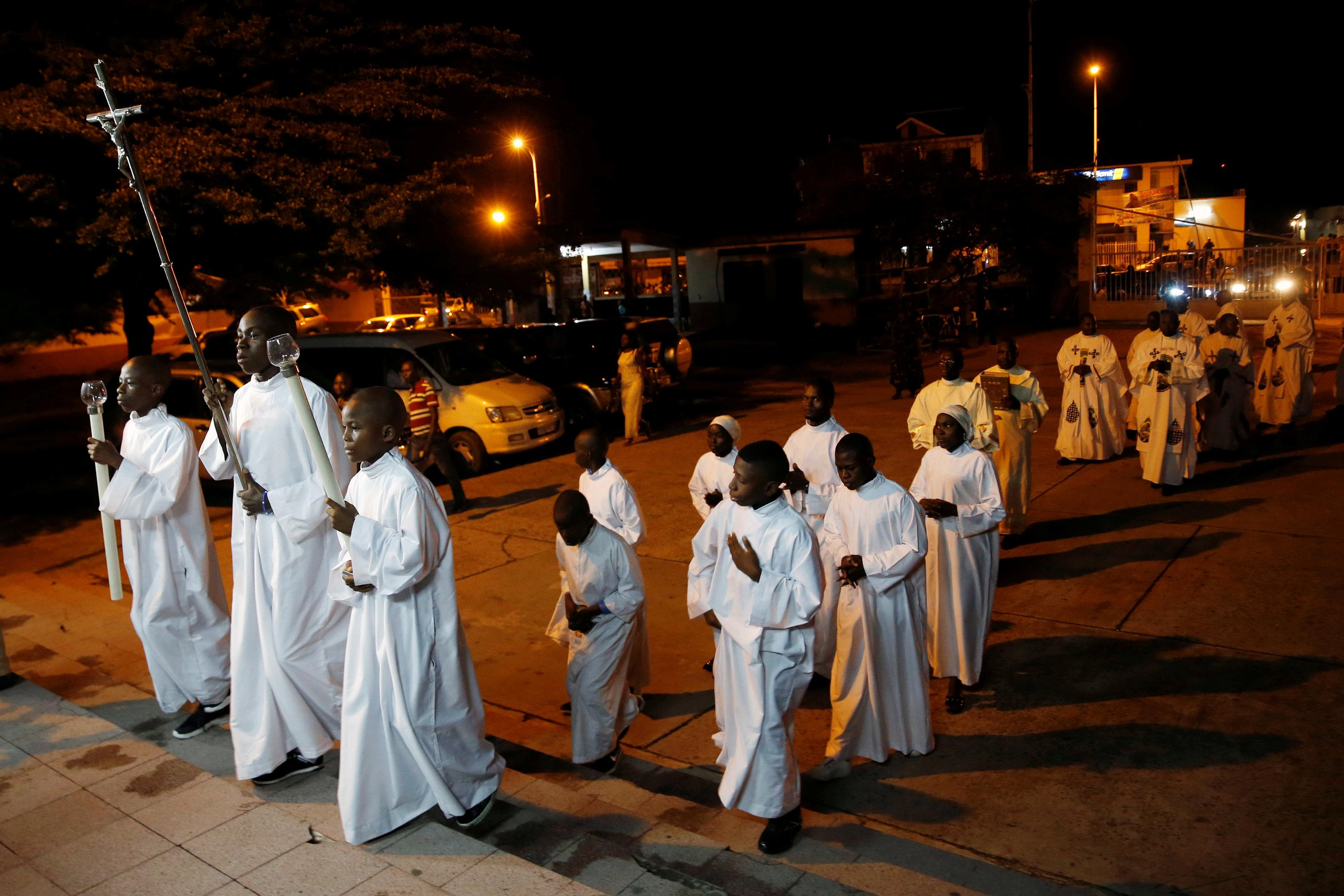 مسيحيو الكونغو