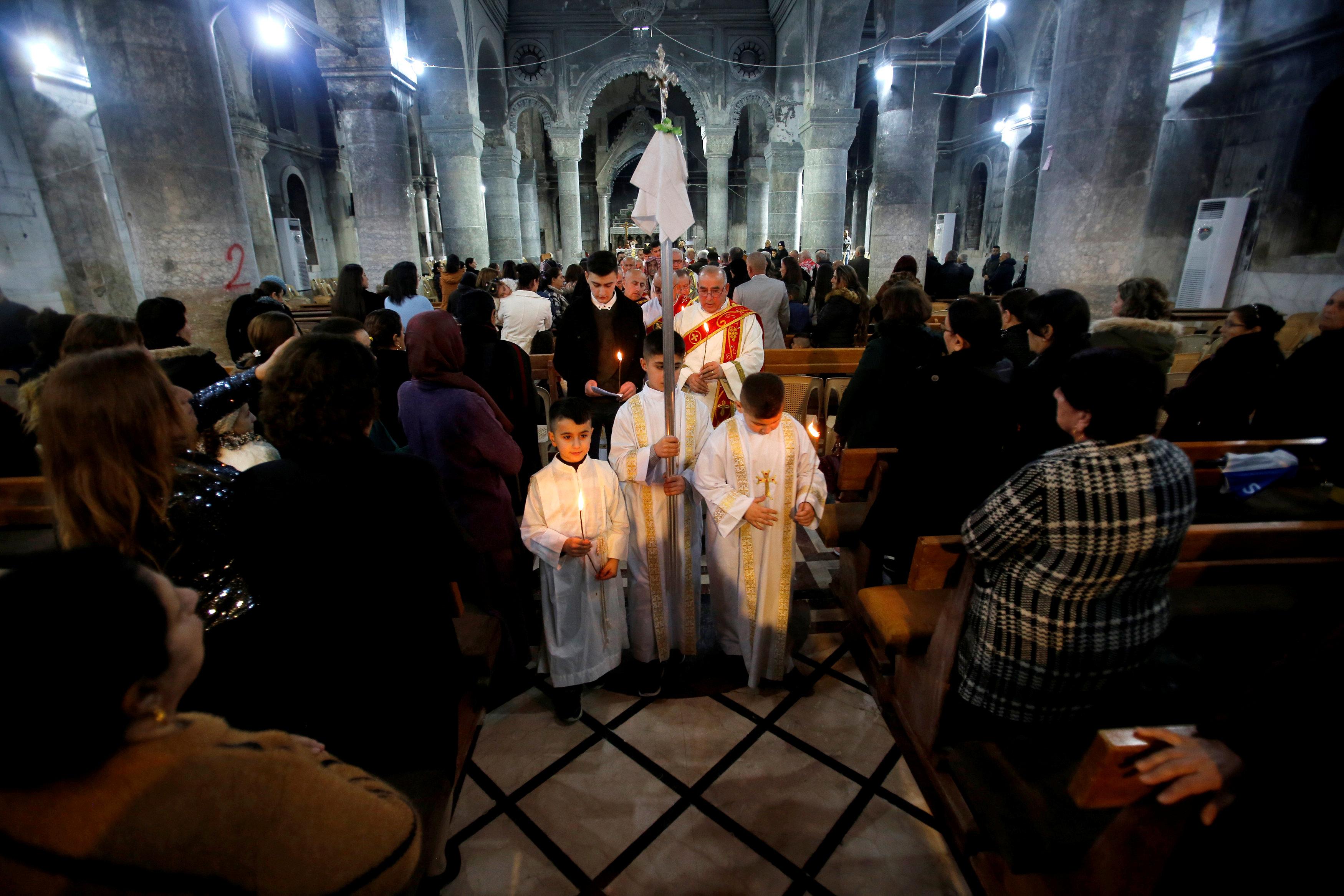 كنائس العراق