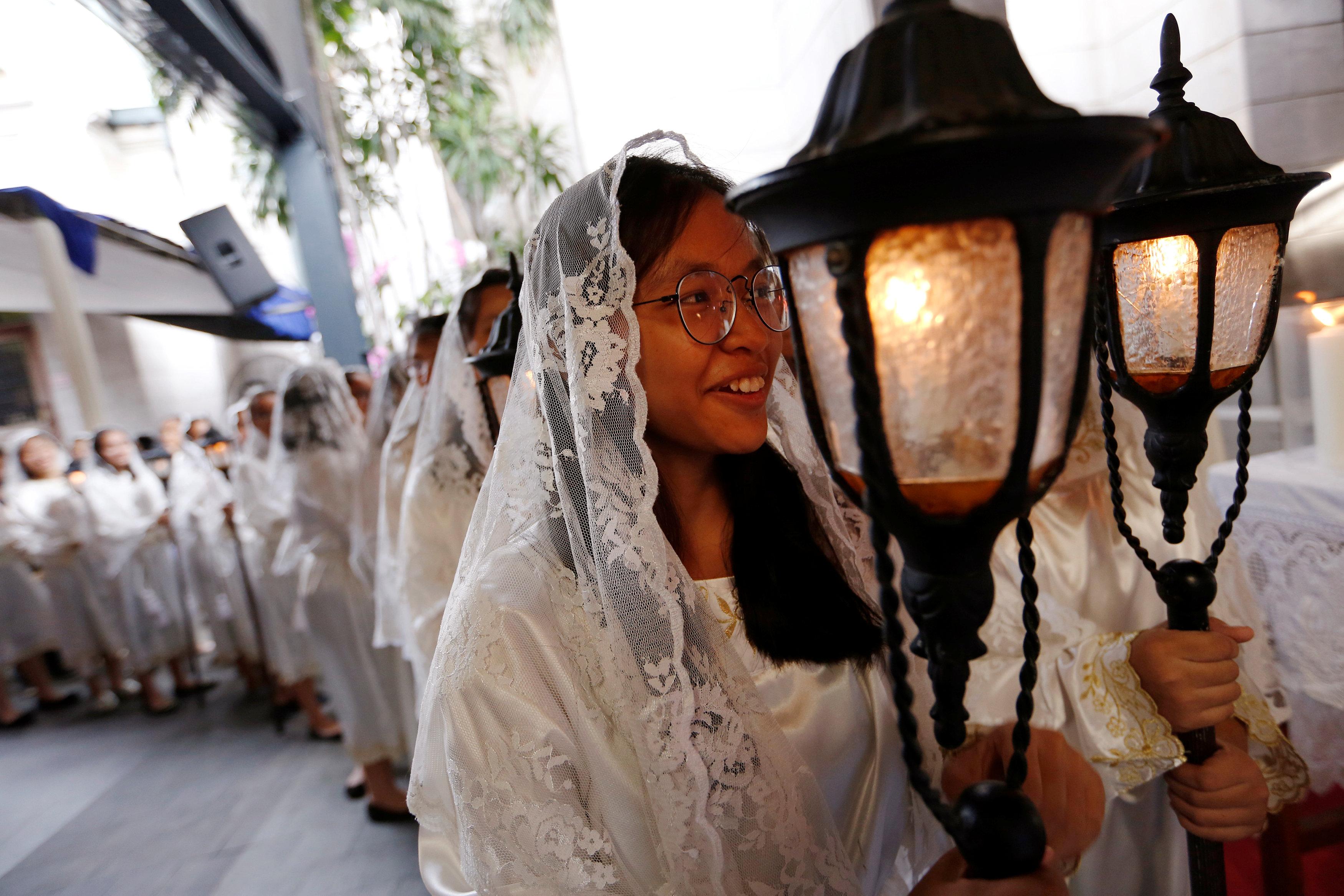 كنائس إندونيسيا تحتفل بأعياد الميلاد
