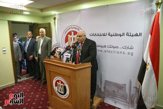 اللجنة الانتخابية  (1)