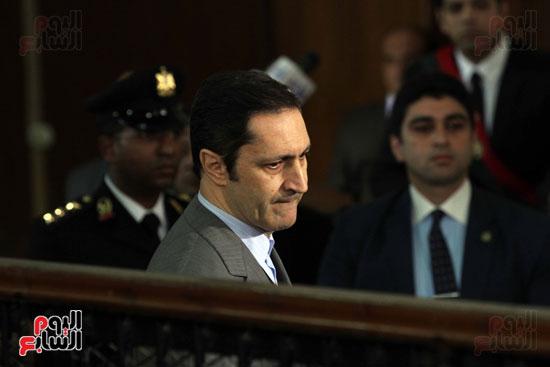 حسنى مبارك قضية اقتحام السجون (77)