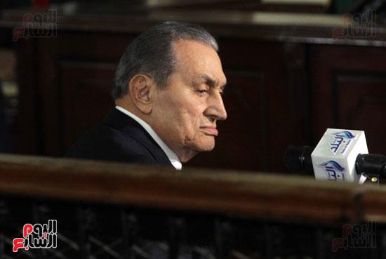 حسنى مبارك قضية اقتحام السجون (76)