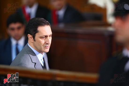 حسنى مبارك قضية اقتحام السجون (45)