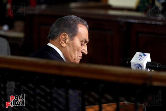 حسنى مبارك قضية اقتحام السجون (74)