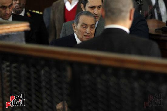 حسنى مبارك قضية اقتحام السجون (67)