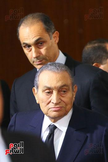 حسنى مبارك قضية اقتحام السجون (9)