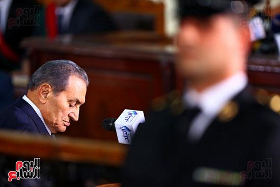 حسنى مبارك قضية اقتحام السجون (38)