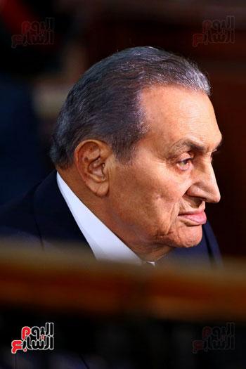 حسنى مبارك قضية اقتحام السجون (42)