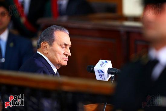 حسنى مبارك قضية اقتحام السجون (36)