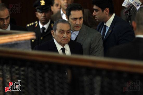 حسنى مبارك قضية اقتحام السجون (66)