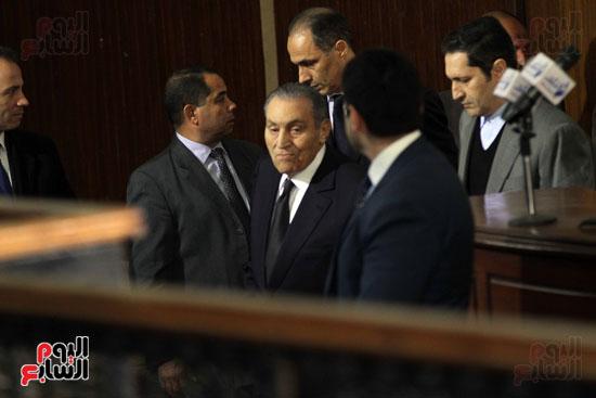 حسنى مبارك قضية اقتحام السجون (61)
