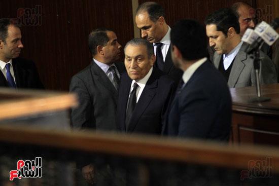 حسنى مبارك قضية اقتحام السجون (62)