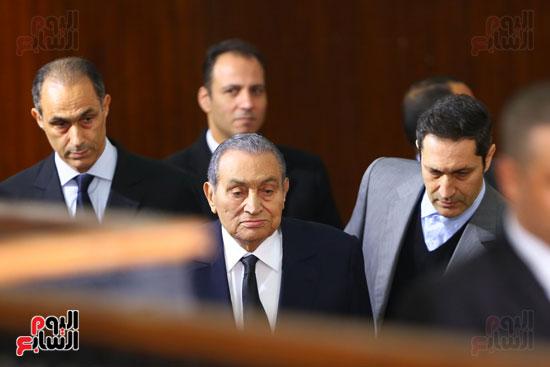 حسنى مبارك قضية اقتحام السجون (11)