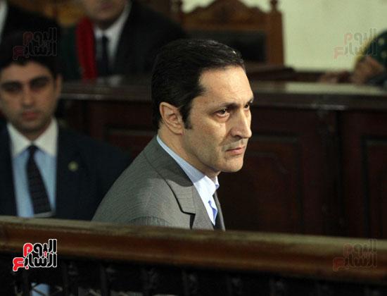 حسنى مبارك قضية اقتحام السجون (80)