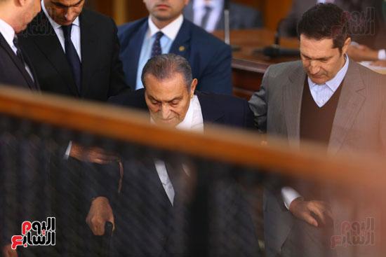 حسنى مبارك قضية اقتحام السجون (24)