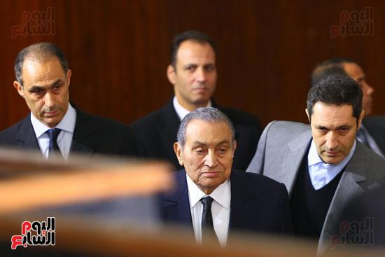 حسنى مبارك قضية اقتحام السجون (12)