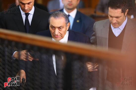 حسنى مبارك قضية اقتحام السجون (29)