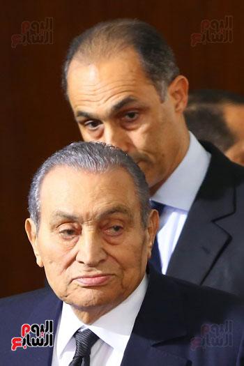 حسنى مبارك قضية اقتحام السجون (8)