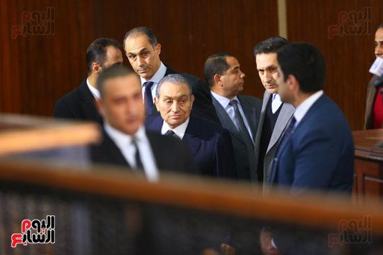 حسنى مبارك قضية اقتحام السجون (10)