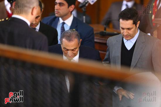حسنى مبارك قضية اقتحام السجون (22)
