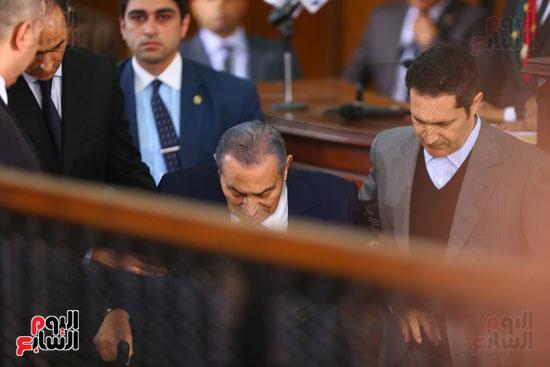 حسنى مبارك قضية اقتحام السجون (23)