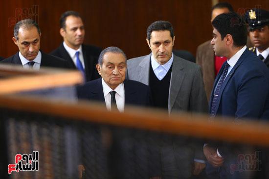 حسنى مبارك قضية اقتحام السجون (16)