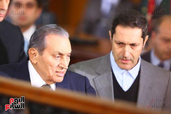 حسنى مبارك قضية اقتحام السجون (33)